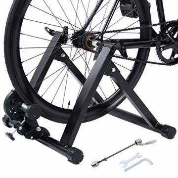 COSTWAY Rollentrainer Cycletrainer