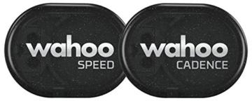 Wahoo RPM Geschwindigkeits- und Trittfrequenzsensor