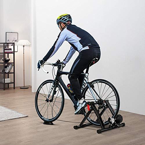 Yaheetech Rollentrainer für Rennrad & MTB